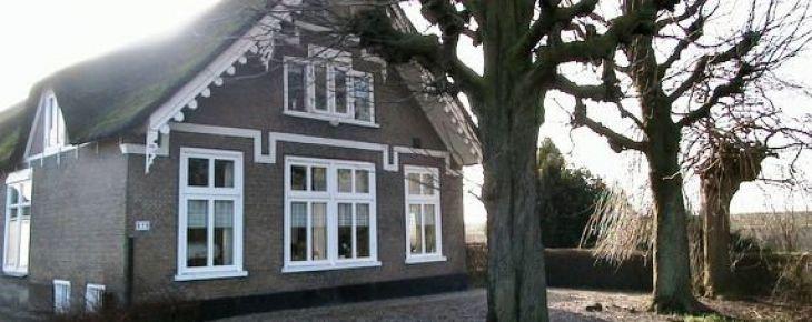 Stadsherstel en gemeente Haarlemmermeer redden boerderij Den Burgh te Hoofddorp
