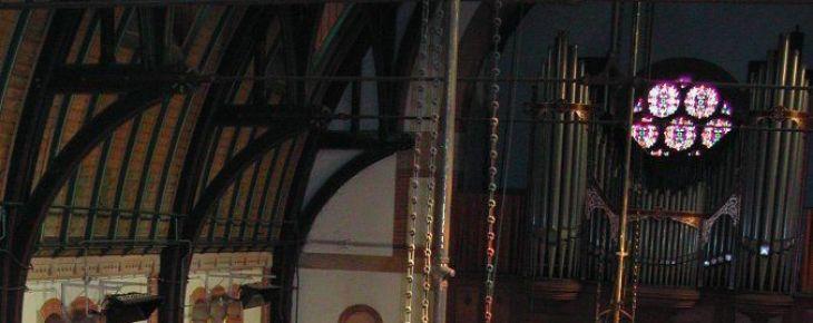 Stadsherstel koopt Van Houtenkerk te Weesp