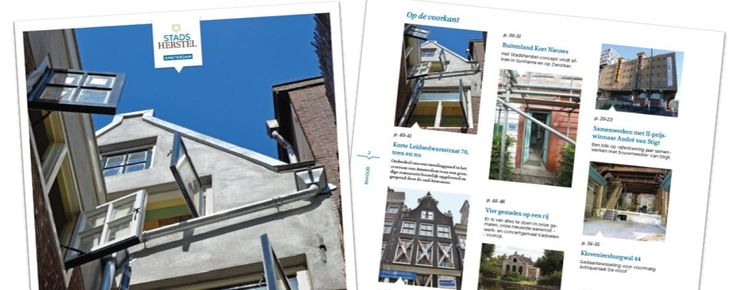 Stadsherstel magazine | Kerstcadeau