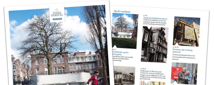 Stadsherstel Magazine