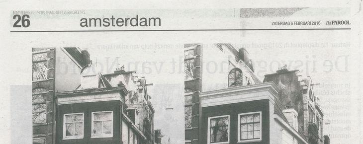 Stadsherstel redt al zestig jaar het aangezicht van Amsterdam - Artikel Het Parool