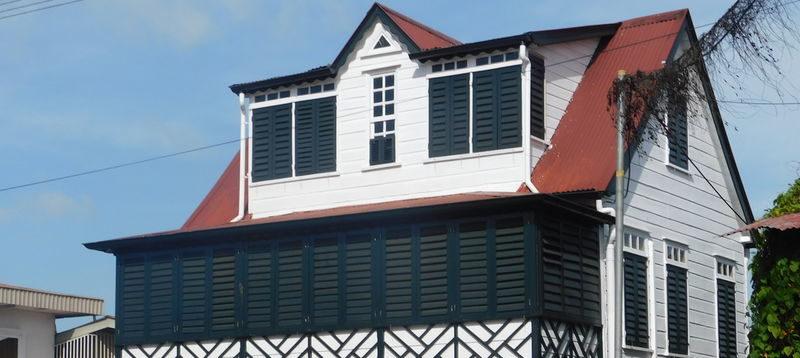 Stadsherstel Suriname