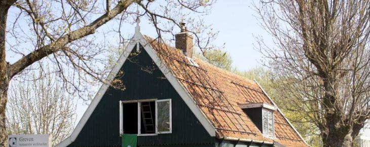 Stadsherstel Zaanstreek zet de eerste stap tot behoud van monumentaal Zaans huisje