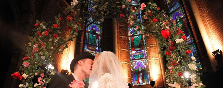 Ten huwelijk gevraagd? Kies de mooiste trouwlocatie!