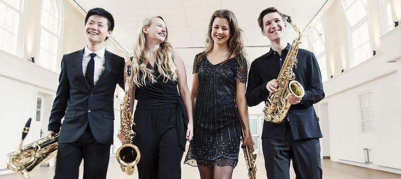 Foto: Ardemus Saxophone Quartet