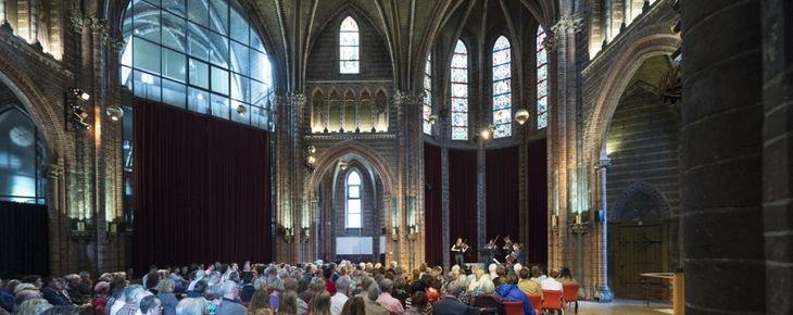 Uitmarkt Beethovens Best in de Vondelkerk