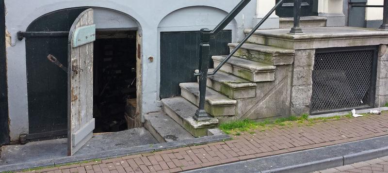 Unieke kans: bekijk Amsterdamse fundering