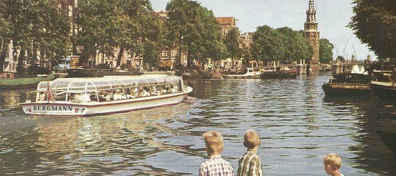 Vriendenrondvaart Patrimonia Amsterdam