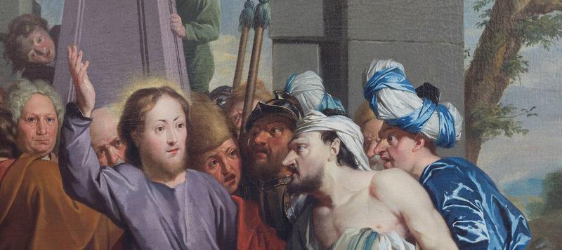 Waardevolle geschiedenis vroeg werk Jacob de Wit