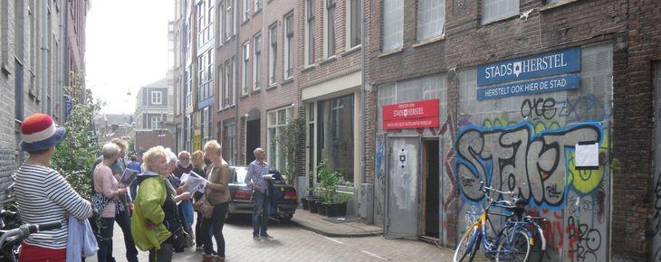Wandeling Joods Amsterdam en Diemense verhalen