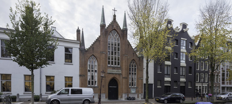 Wat Rembrandt en Hendrick de Keyser gemeen hebben met de Amsterdamse Christ Church
