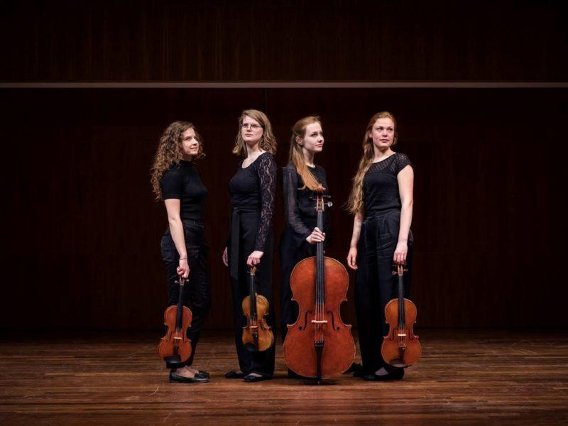 Agenda Helikon Quartet