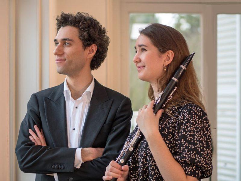 Agenda Marieke Vos & Camiel Boomsma Foto Kees Vos