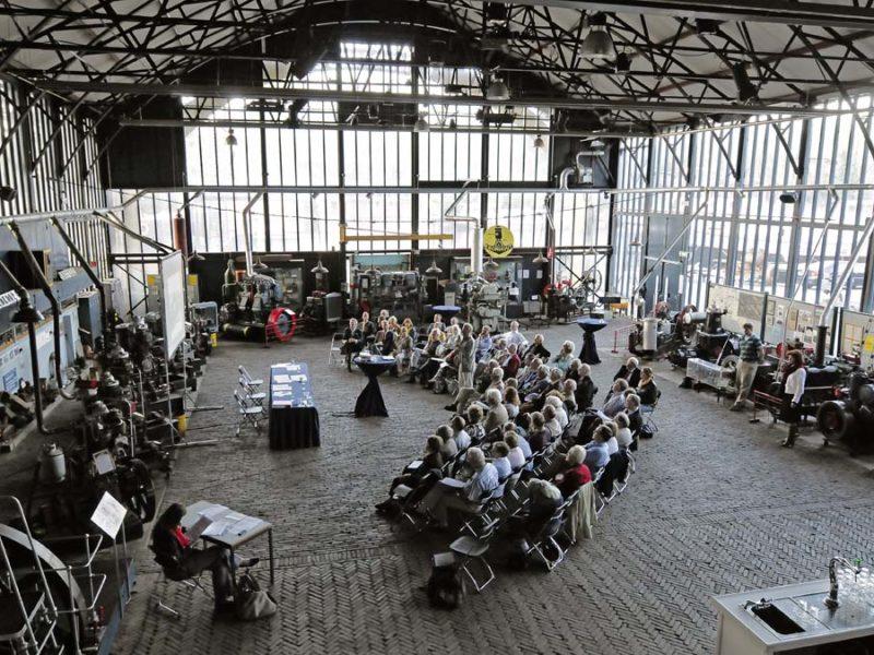 Ledenvergadering Kromhout