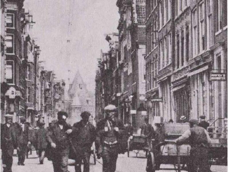 St Antoniebreestraat Oud