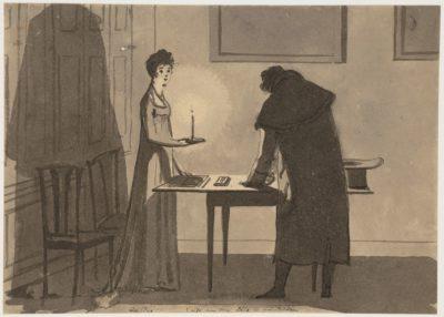 20 dec 1e les aan Mej Balk te Amsteldam, (1805 Christiaan Andriessen, Stadsarchief Amsterdam)