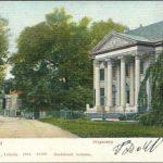 Huis Eindenhout 1904