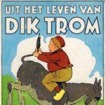 Uit het leven van Dik Trom boek
