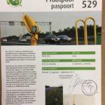 Praatpaal paspoort