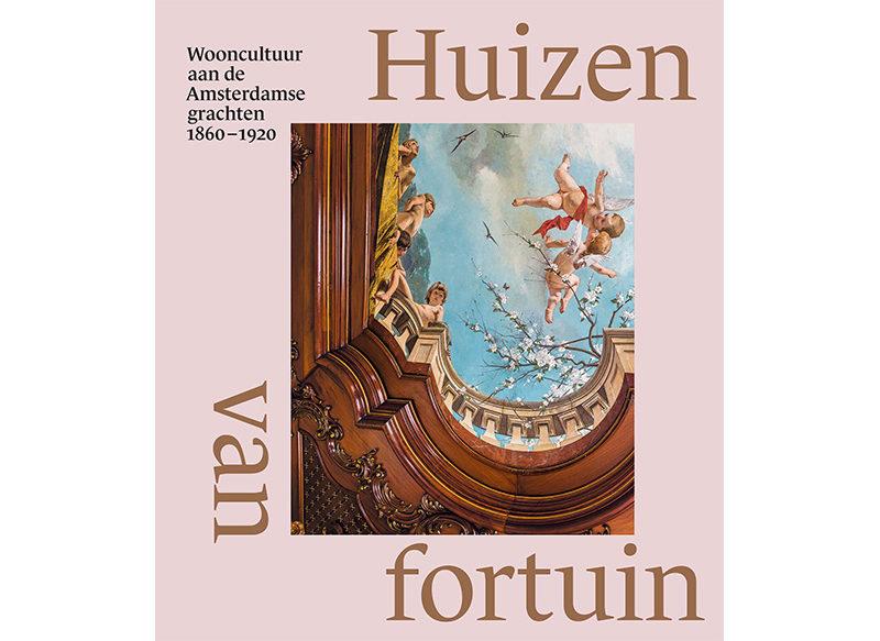 Boek huis van Fortuin