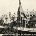 Historische foto van de van Houtenkerk