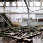 Verval Laboratoriumgebouw