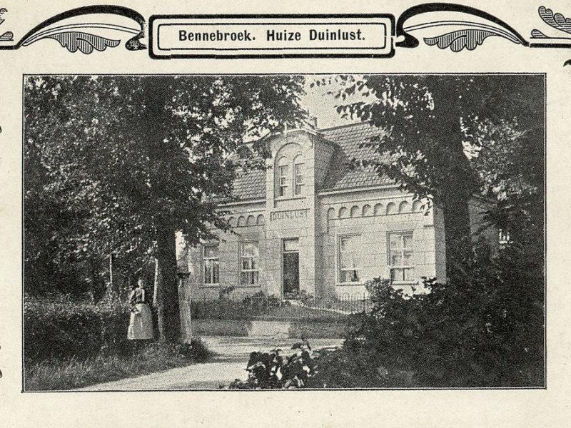 Huize Duinlust Bennebroek
