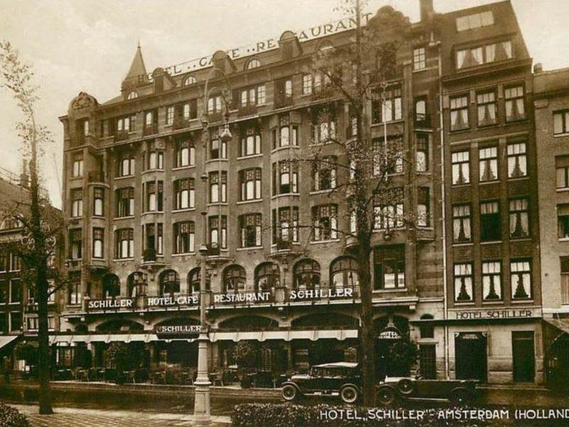 Historische Foto Hotel Schiller