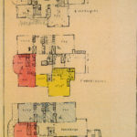 5 Plattegrond woningen (Bron_ archief Flatstichting voor Vrouwen door Vrouwen)