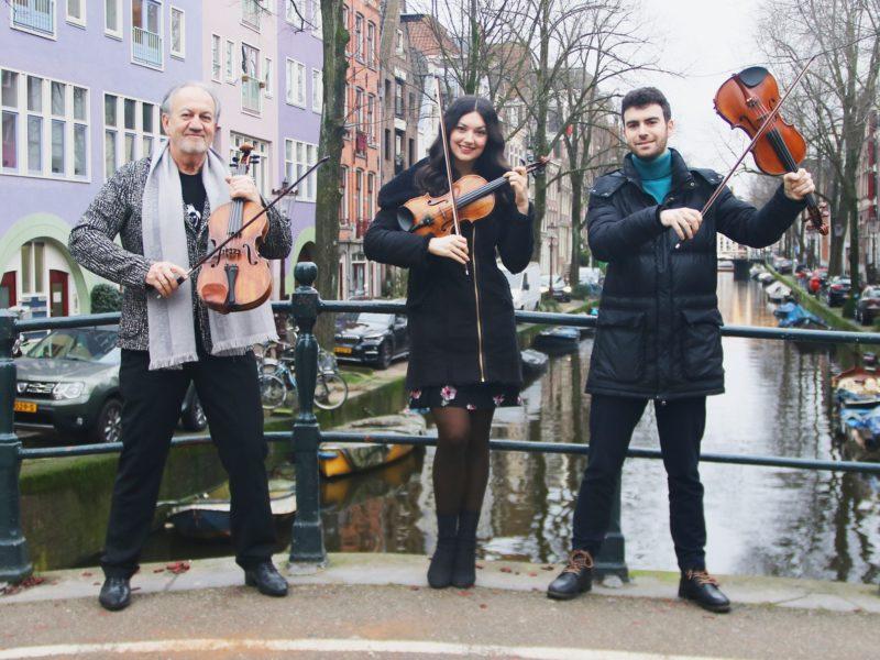 Agenda Trio Rusanovsky