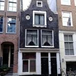 Voorgevel voor restauratie, Aart Jan van Mossel