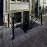 Stoepje na restauratie, foto Sjors van Dam