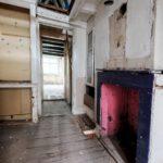 Voor restauratie, foto Aart Jan Van Mossel
