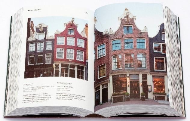 Boek Amsterdam Herstelt