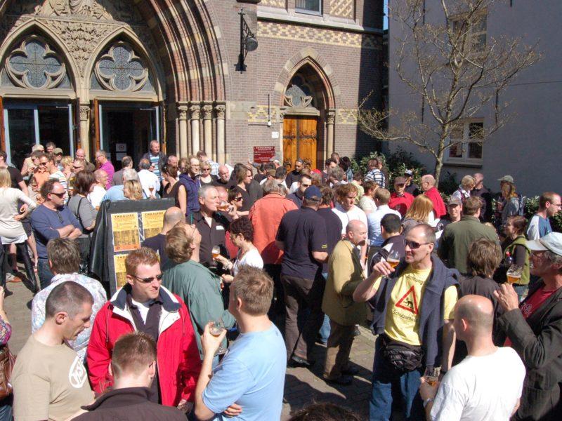 Meibockfestival in onze Posthoornkerk, in samenwerking met bierbrouwerij De Prael