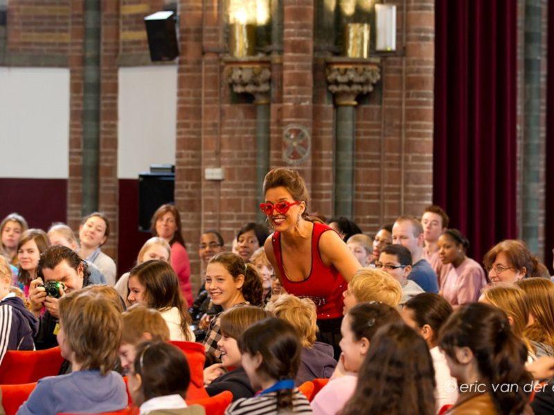 Vondelkerk Opera Per Bambini Foto Eric Van Der Eijk