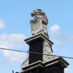 Leeuwtje voor restauratie