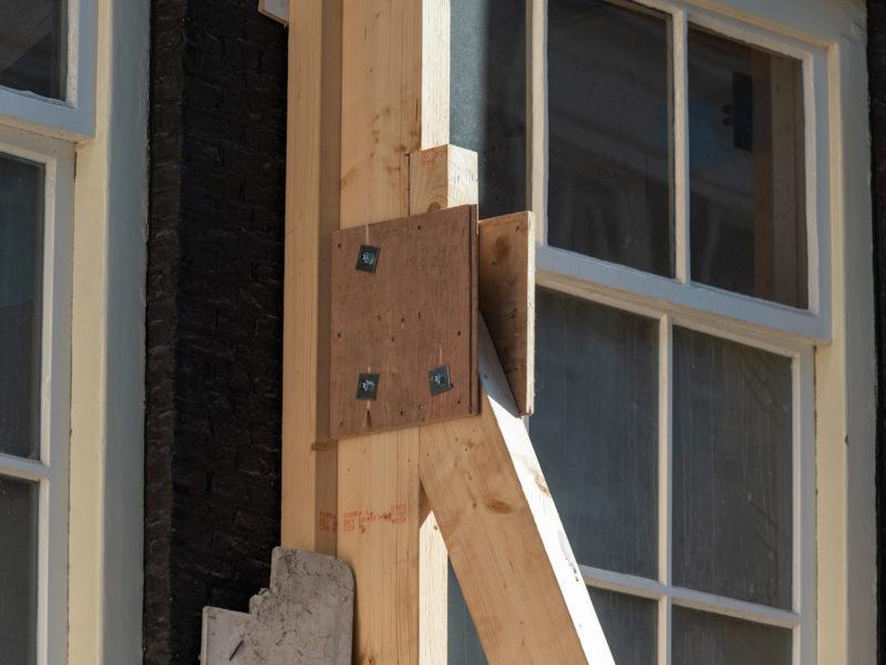 Stutconstructie Kerkstraat 414
