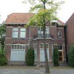 Door Gerrit van der Koogh ontworpen woning aan de Westzijde 57.