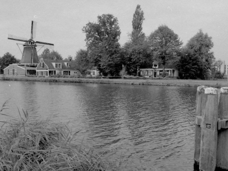 Foto van het pand anno 1996. Foto: Han van Gool.