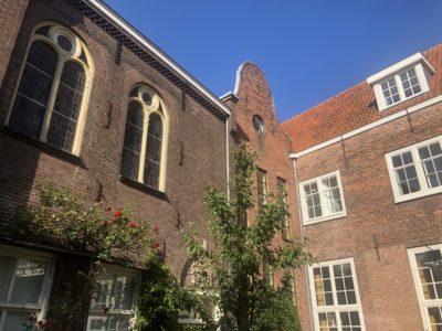 De kapel van het Rosenstock-Huessy Huis