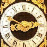 Detail Zaanse klok.