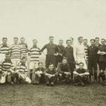 Voetbal ten tijde van de Eerste Wereldoorlog.