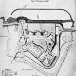 Plattegrond van Fort Diemerdam. (1897).