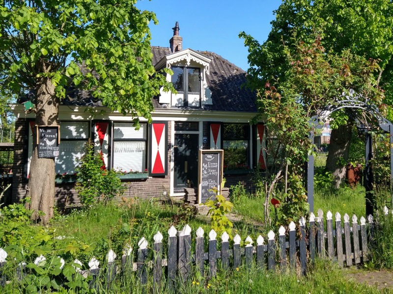 Ecohof Amsterdam. Foto: ecohofamsterdam.nl