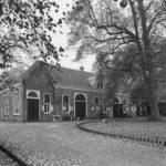 Het koetshuis in 1968. Foto: RCE