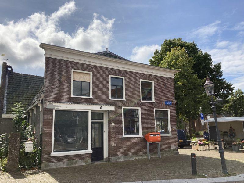 Wilhelminaplein 12 (augustus 2021)