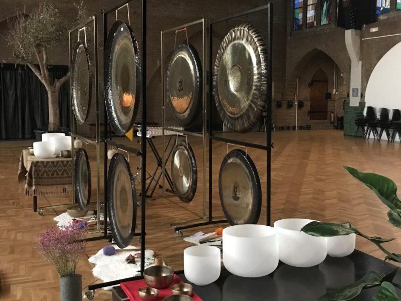 Agenda Klankconcert Vondelkerk