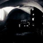 Het voorste deel van de kelder is voorzien van een kruisgewelf