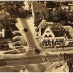 Midden rechts de Haagsche-Schouw. Bron: mei1940.nl